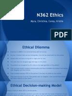 n362 ethics