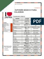Japones Basico Para Viajeros