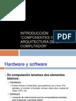 Componentes de Una PC