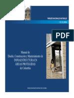 Manual de Diseño, Construccion y Mantenimiento de Infraestr