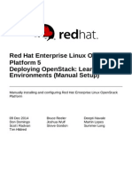 Red Hat Enterprise Linux OpenStack Platform-5-PDF-Installation and Configuration Guide-Red Hat Enterprise Linux OpenStack Platform-5-Installation and Configuration