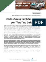 Press Carlos Sousa 10.01.09 Redes Sociais