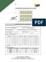Informe Dosimetría de Arroz