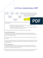 Oracle Flow,Discrete ,Process Manufacturing
