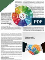 Translation Project Management Brochure My4