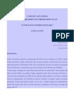 CARLOS CASTANEDA E L'APPRENDISTATO PRESSO DON JUAN