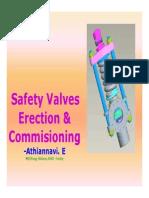 Safety Valves for power plant