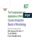 Biofilm Introduction Ppt