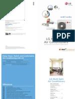 Multi Split Brochure 2011