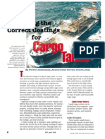 Choosing the Correct Coatings for Cargo Tanks