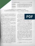 9 f - j Neurath - l' Urbanisme Et Le Lotissement Du Sol - En Representation Optique d'Apres La Methode Viennoise