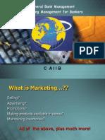 marketing mngt