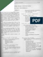 13 f - Les Travaux Du Congres a Bord - Liste Des Participants Du IV Ciam