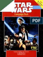 WEG40004 - Star Wars - Campaign Pack