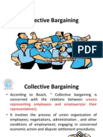 2.3 Collective Bargaining