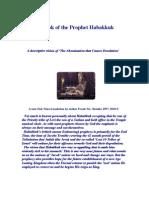 The Book of the Prophet Habakkuk