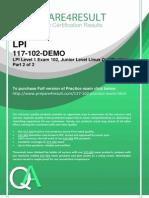 LPI 117-102 Test Preparation For Best Results