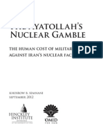 Ayatollahs Nuclear Gamble Full