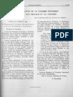 17 f2 - La Contribution de La Chambre Technique de Grece Aux Travaux Ive Du Congres