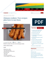Chinese Crullers_ Two Re..