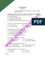 UGC Management Paper 2 June 2006