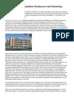 Geschichte Der Immobilien-Postkarten Und Marketing
