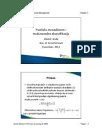 P9-Portfolio Mgmt i Medjunarodna Diverzifikacija(1)