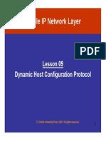 Dynamic Host Control Protocol