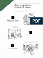 Los diez mandamientos del arquitecto de museos