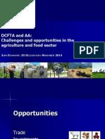 DCFTA and AA