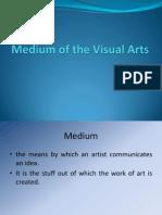 58972852 Medium of the Visual Arts