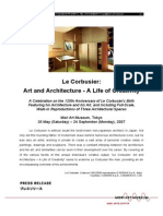 Le Corbusier - A Life of Creativity
