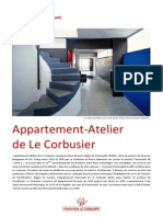 Appartement_Atelier Le Corbusier - Paris