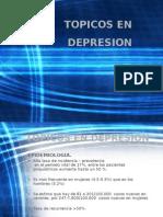 Topicos de Depresión