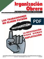 Organización Obrera Nº 53