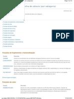 Lista Das Funções de Folha de Cálculo - Por Categoria