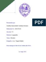 glosario logopedia