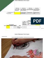 task 4 - part e - mathematics work samples student 1