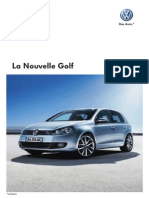 Catalogue FR 2010 Golf VI