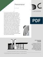 A Study on the Phenomenon of Light - Le Corbusier
