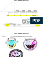 task 4 - part e - mathematics work samples student 15