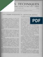 Le Probleme de l'Arrangement Du Port Du Piree