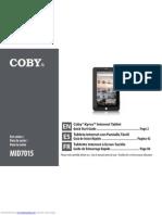 Coby Kyros MID7015 - Guía de Inicio Rápido (Español, English, Français).pdf