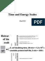 005 Bio322 Timescales