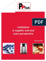 Supplier System Validation