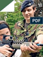 Societal Impact of Cadets in UK - 2010