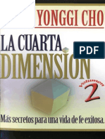 Yonggi Cho David - La Cuarta Dimension 2