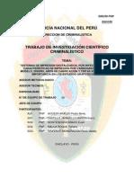 SISTEMA DE IMPRESION, MARCAS, AÑOS DE FABRICACION...