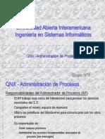 Administración de Procesos