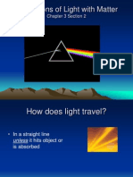 Ch3 Section2  Light and Matter.ppt